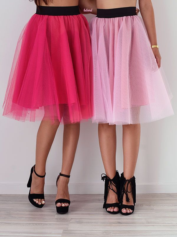 TUTU MIDI SKIRT home   γυναικεία   clothes   skirts