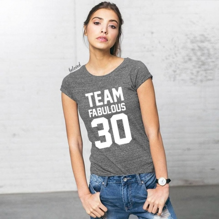TEAM FABULOUS T- SHIRT