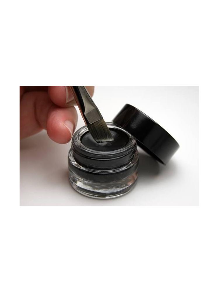 TECHNIC BLACK GEL EYELINER & BRUSH