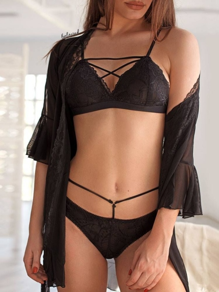 CHRISTIANA LINGERIE SET