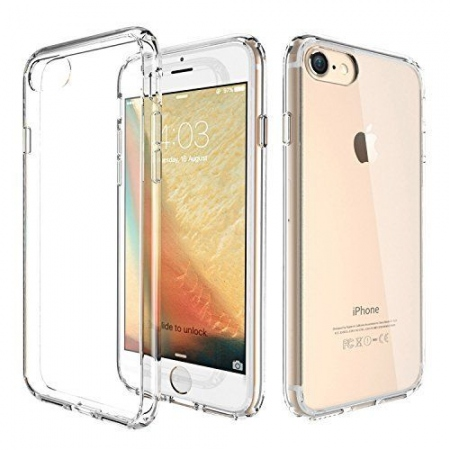 CLEAR CASE IPHONE 7 / 7 PLUS
