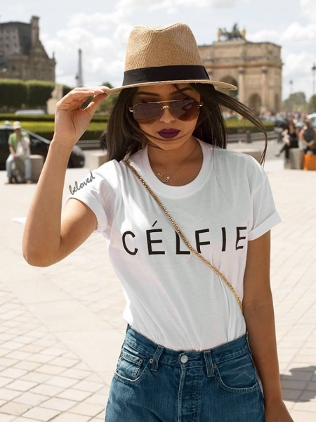 CELFIE TSHIRT (2 colors)