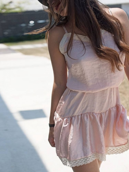 RAE PINK DRESS