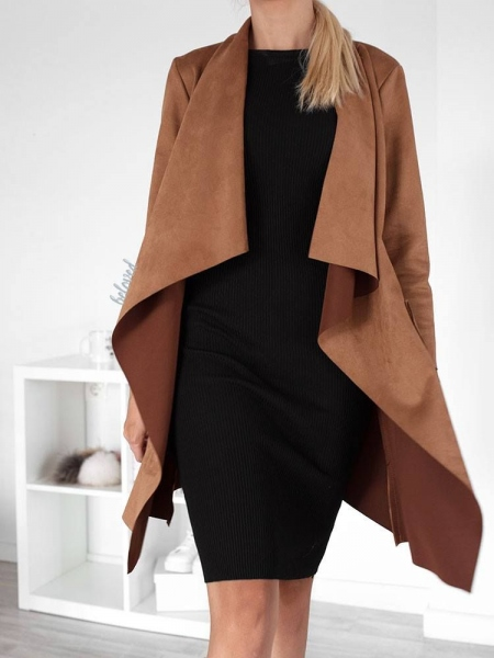 MARGIE CAMEL JACKET