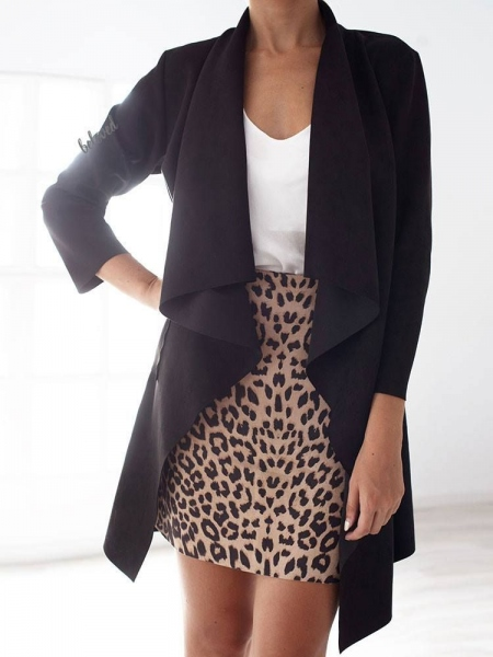 MARGIE BLACK  JACKET