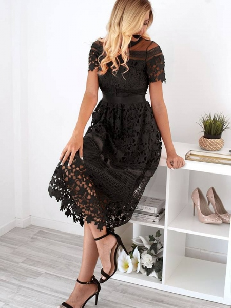 GIOVANNA BLACK DRESS