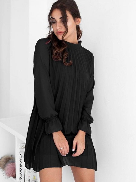 LOREN BLACK DRESS