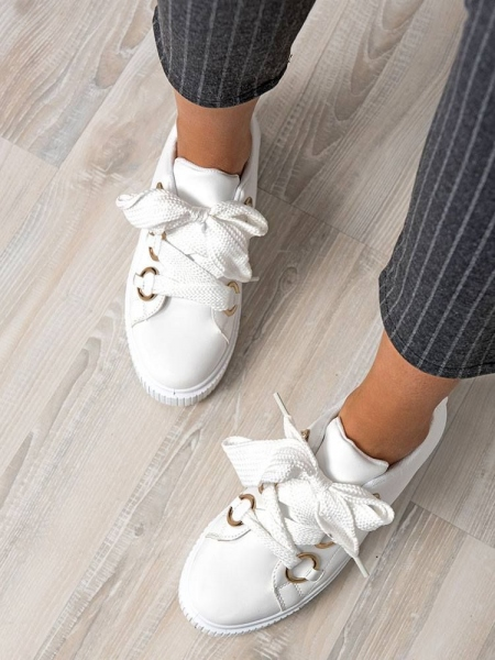 RIRI WHITE SNEAKERS
