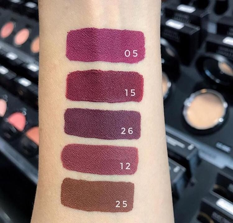 Longstay Liquid Matte Lipstick Golden Rose Fashionroomgr