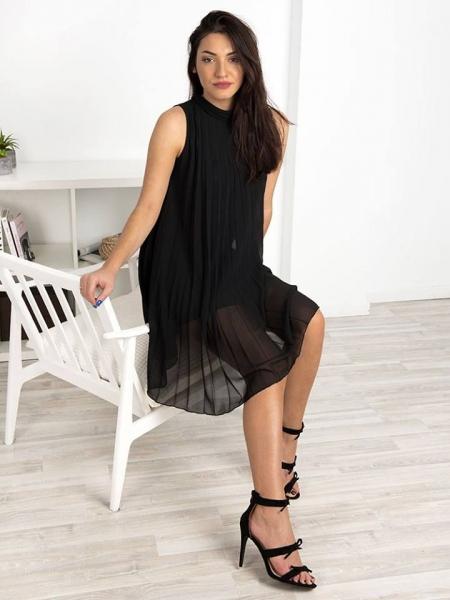 MELROSE BLACK DRESS