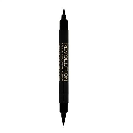 DOUBLE FLICK EYELINER MAKEUP REVOLUTION
