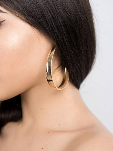 MARTY GOLD EARRINGS