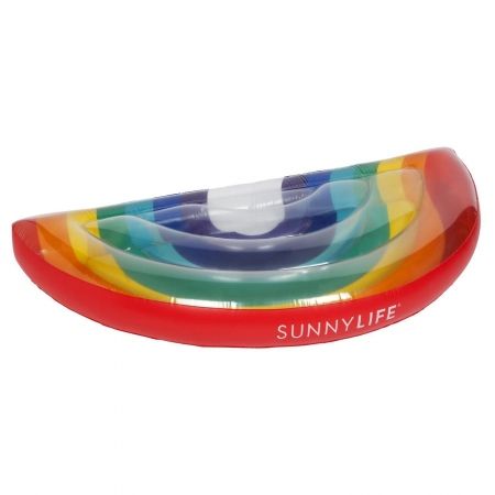 RAINBOW LUXE LIE – ON FLOAT