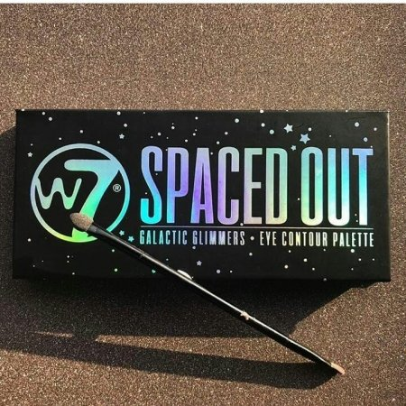 W7 SPACE OUT EYE COLOUR PALETTE