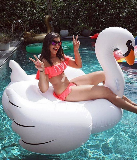 LUXE FLOAT SWAN