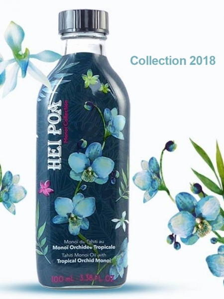HEI POA MONOI OIL ORCHID ΟΡΧΙΔΕΑ ΕΛΑΙΑ 2