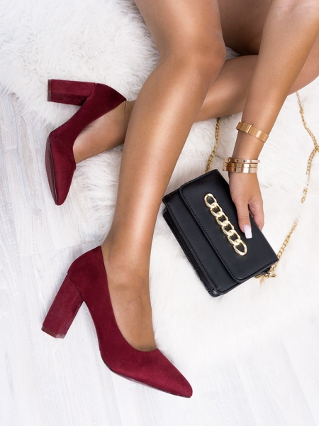 CHARLIE WINE PUMPS