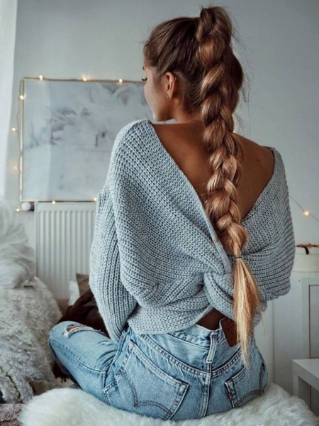 THE KNOT GREY PULL