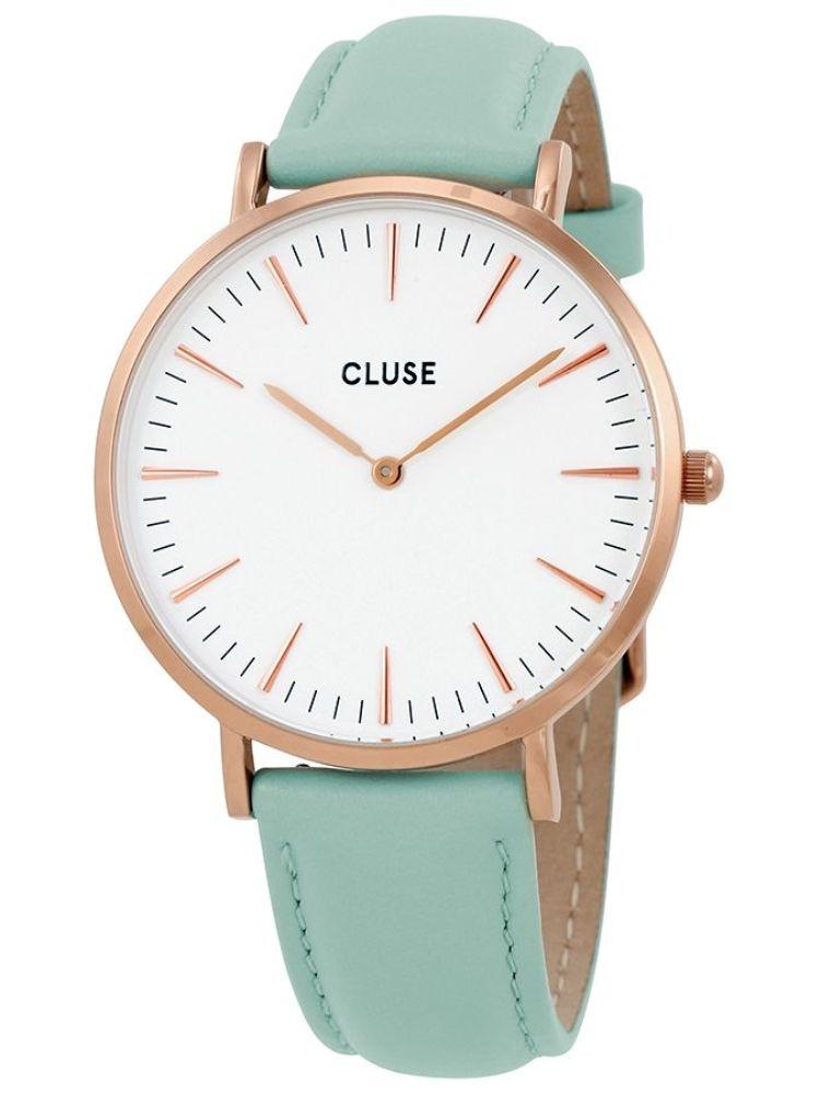 Cluse La Boheme Rose Gold White/Mint CL18021