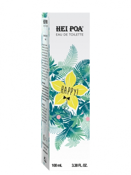 HEI POA Eau de Toilette HAPPY