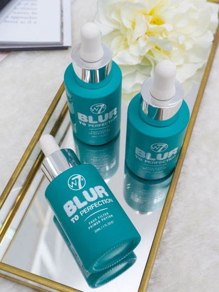 W7 BLUR TO PERFECTION FAUX FILTER PRIMER