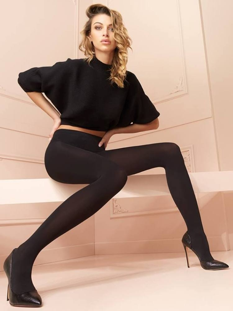 Opaque tights 180 DEN 2 packs