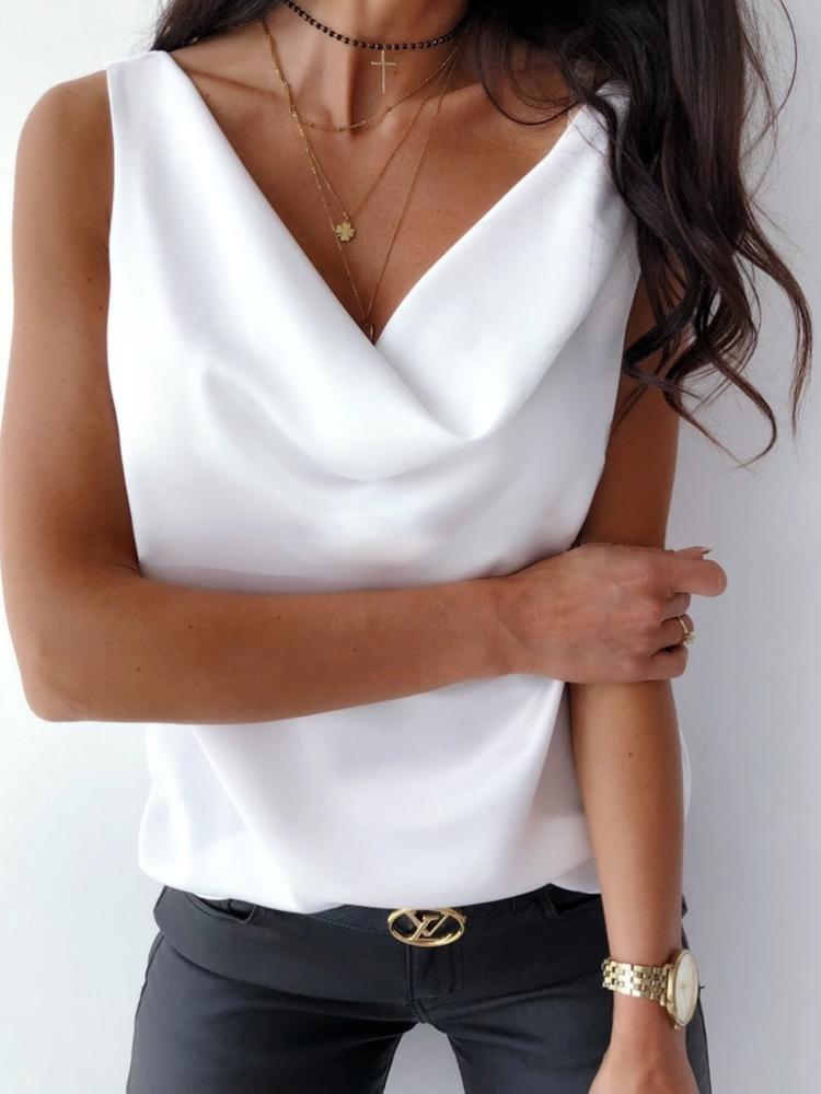 ROXANE WHITE TOP
