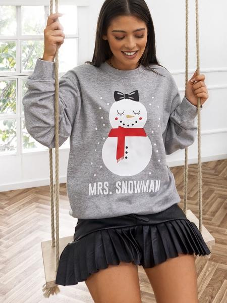 MRS SNOWMAN