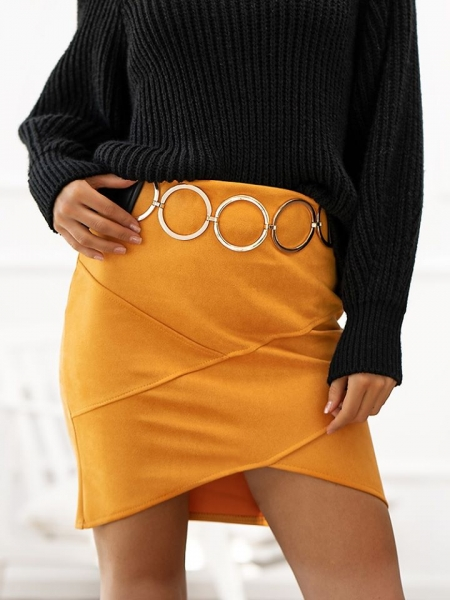 EMMA YELLOW SKIRT