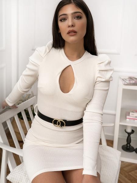 ORNELLA VISCOSE DRESS