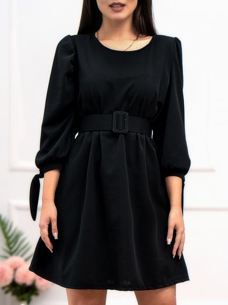 FIGARO BLACK DRESS