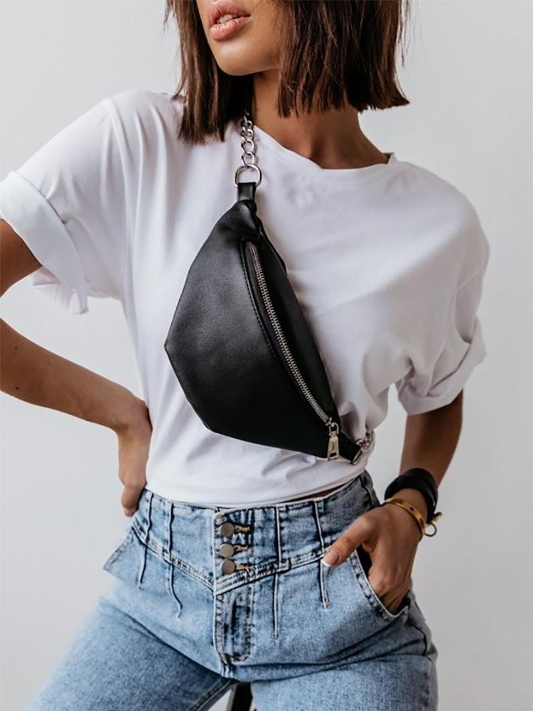 MANUEL BLACK BELT BAG