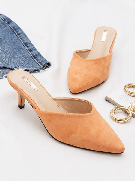 PEACH MOUSE MULES