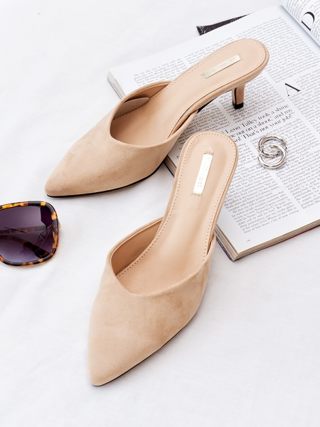 NUDE MOUSE MULES