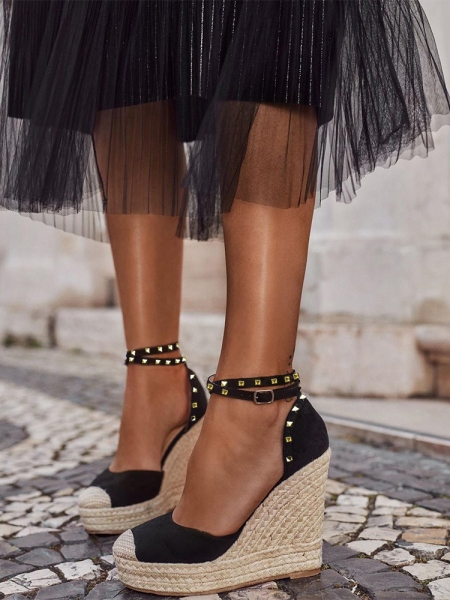 MELL BLACK PLATFORMS