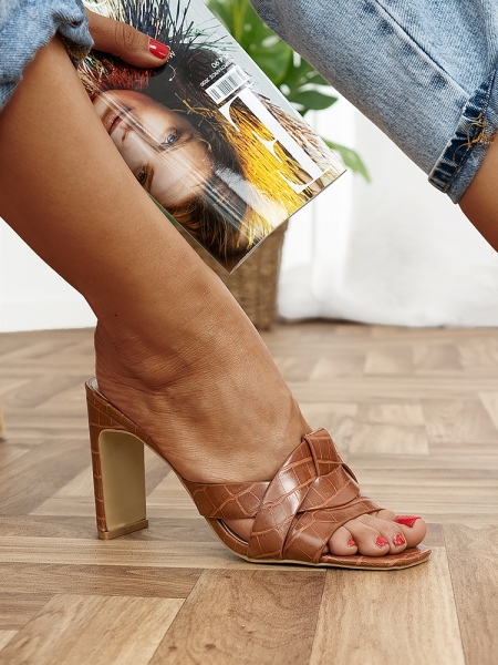 FEVER BROWN MULES