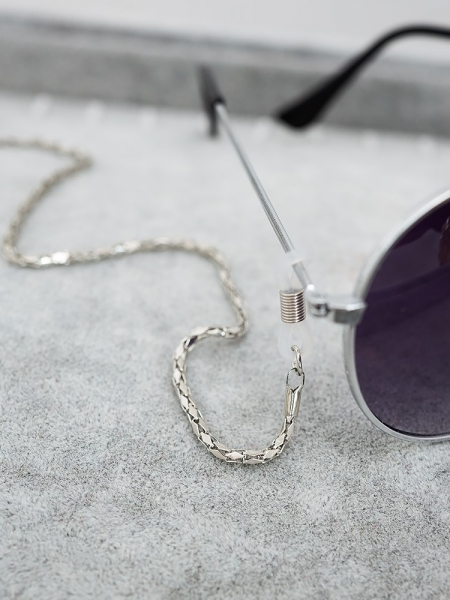 ΑΛΥΣΙΔΑ ΓΥΑΛΙΩΝ THE BASIC SILVER CHAIN FOR SUNNIES