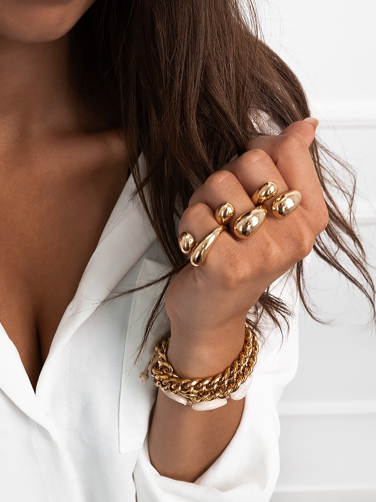 VALEY GOLD RING