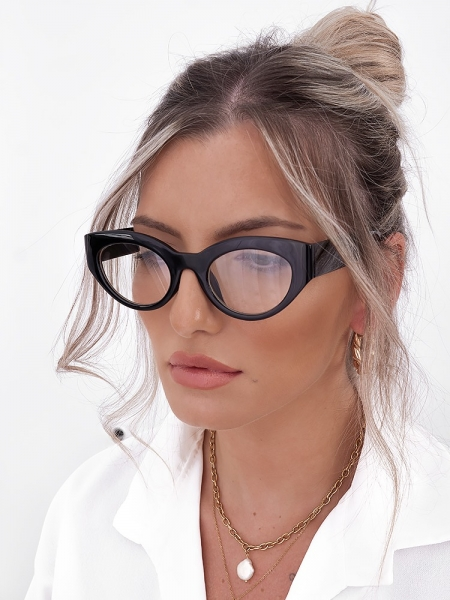 CASSIE CLEAR LENS ( 2 colors )