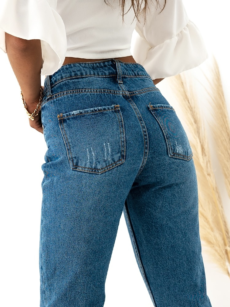 ARIEN MOM FIT JEANS