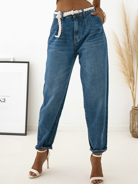 STACY SLOUCHY JEANS