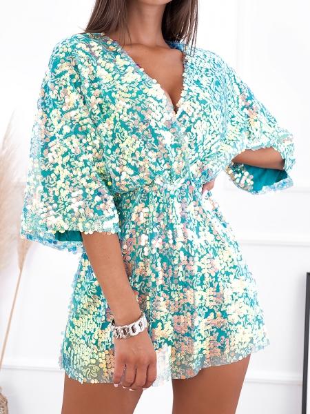 ANTONIA VERAMAN SEQUIN DRESS