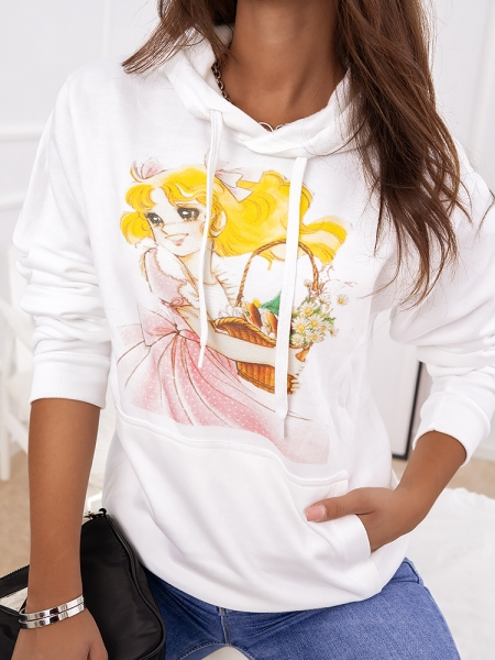 CANDY CANDY BASKET HOODIE