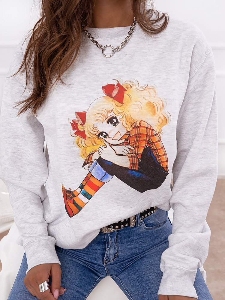 CANDY CANDY CUTE SWEATSHIRT