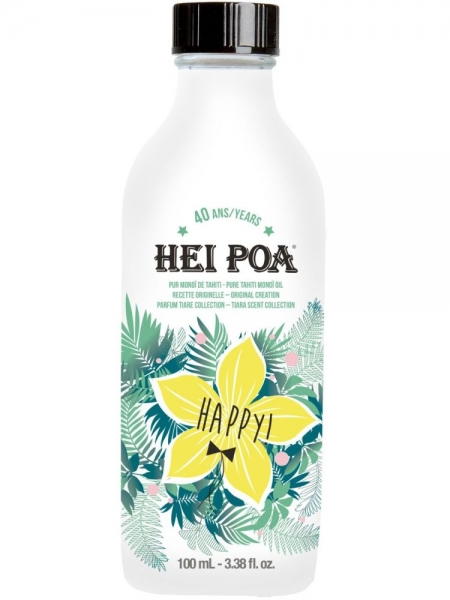 HEI POA Happy Monoi Oil Tiare