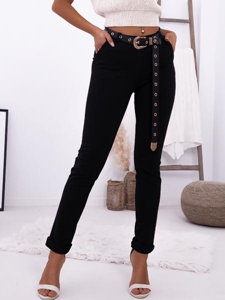 STELLA BLACK PANTS