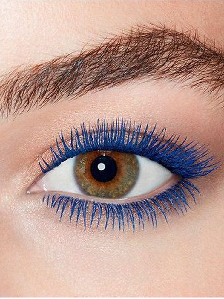 BLUE LONG LASH MASCARA