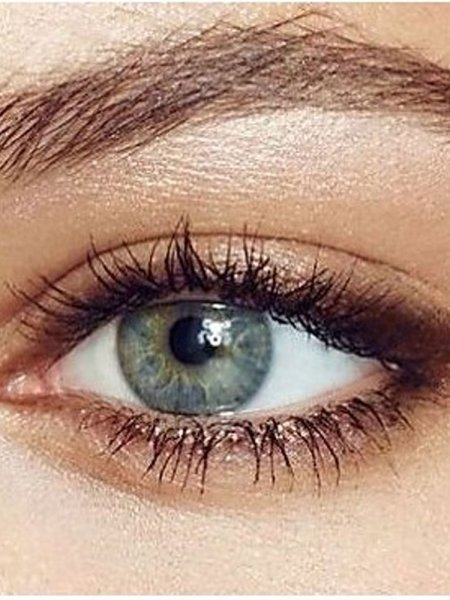 BROWN LONG LASH MASCARA