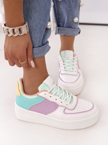 FERRAGNI COLOR SNEAKERS