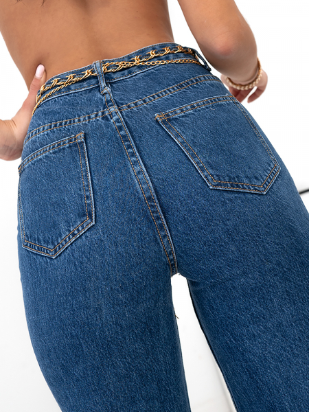RUMOR HIGH WAISTED JEANS